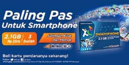 Harga Kartu Perdana Internet XL Android 2015