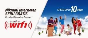 Layanan Smartfren WiFi