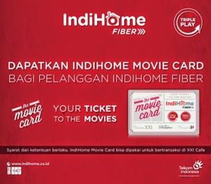 IndiHome Movie Card